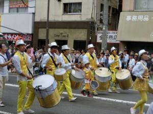 パレード ドラム隊