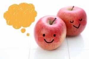 リンゴちゃん